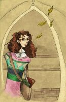 Hermione! by SmudgeThistle