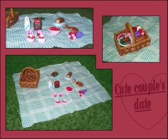 Contest: Petit Picnic by Beatrish