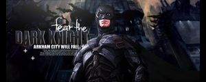 Arkham City Will Fall Sig by SpectreSinistre