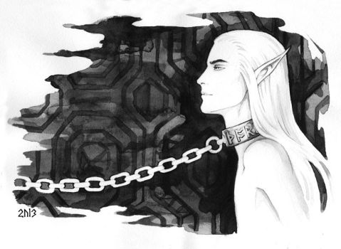 Chain for the King by Candra