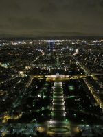 Paris at Night by Aquata92