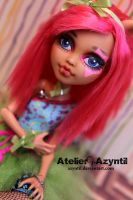 Monster High: Star Child Howleen by Azyntil