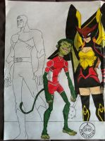 Young Justice 12 by golhom