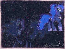 Luna ~ Saying Goodbye To The Past by Angelicsweetheart
