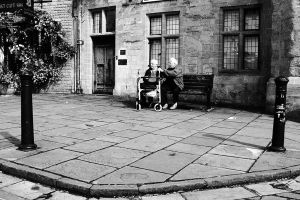 Old Age in Wells by EarthHart