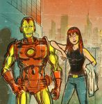 The Invincible Mary Jane Watson by TheCosmicBeholder