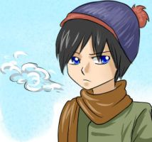 Stan Marsh by Stalcry