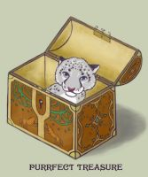 Purrfect treasure by Sulmeldis-Ithilwen