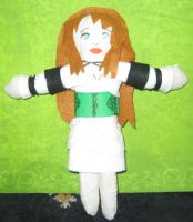 Lesley Belli Plushie by Shakahnna