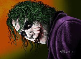 Joker - color by LabrenzInk