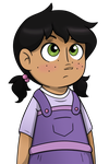 Esmeralda Pera Exocoe - The Talksprite by Sparkle-And-Sunshine