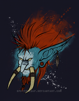 Vol'jin by Dexlin