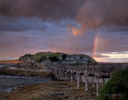 Bare Island by FireflyPhotosAust