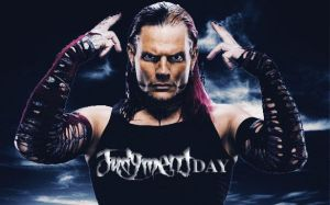 WWE Judgment Day by phatboe