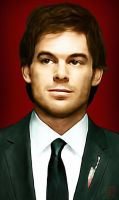 Dexter Morgan by Mononoke-Kitsune