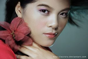 Flower Look 1 by AURORY