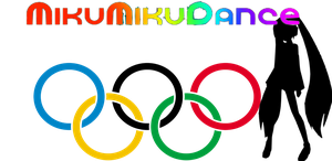 MMD  Olympis by Mya2001