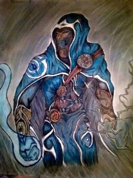 Jace student of Dimir by BoscoBubbles