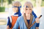 The Twins by elpheal