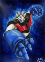 Mazinger Z by Inu-Jim