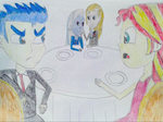 FlashShimer and TrixBlood double date by HAKDurbin
