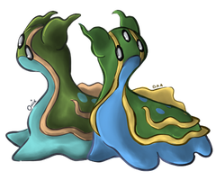-423- Gastrodon East Form by OnixTymime