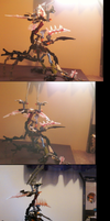 Bionicle Creations: Insectoid Dragon by DRAGONLOVER101040