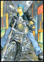 King Of The Roads by gilrean-vardamir