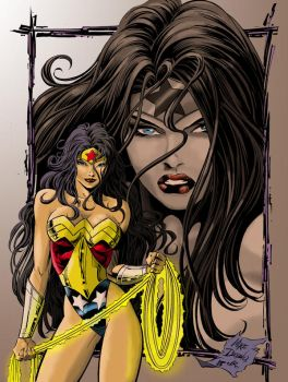 Wonder Woman by lsherriff2004