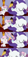 Marked for Sweetie by Beavernator