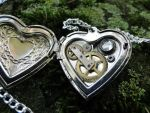 Custom Order -1- Heart Locket Inside by HouseOfAlletz