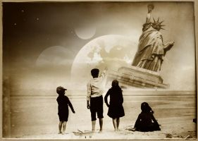Invisible Americans by stefanparis