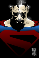 The Man Of Steel by DarkFurianX