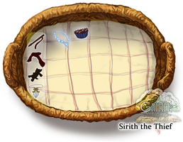 GC: Sirith Accessory Sheet by AbnormallyNice