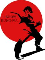I know Kung-Fu by tai-gar