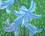 Flower Painting by Cupcake-Kitty-chan