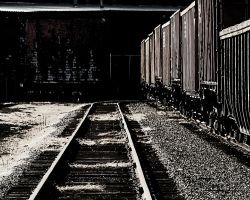 road to nowhere by MarcCopeland