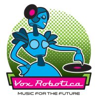 Graphic Design - Vox Robotica color logo by TheLipGlossary