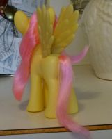 Fluttershy Custom .BACK. by Aquillic-Tiger