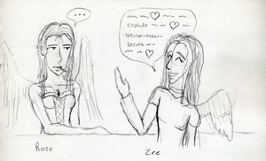 Normal Zee Convo by Rose-Vicious