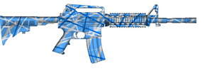 Ice Camo Test by Ghost17XD