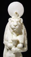 Sekhmet Prototype-1 by dreamfloatingby