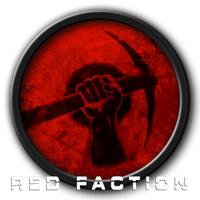 Red Faction Icon by kodiak-caine