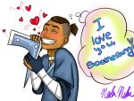 Sokka loves his Boomerang by MajinNeda