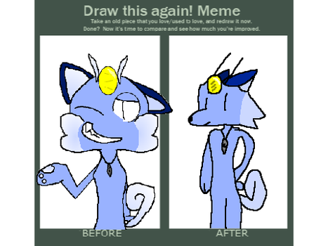 I do say, I HAVE improved. by MagnifyingFrick