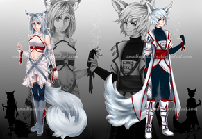 ADOPTABLE AUCTION 18 [CLOSED] by Anadia-Adopts