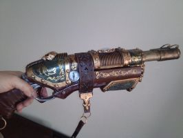 Airpirate Blunderbuss by Bag-of-hammers