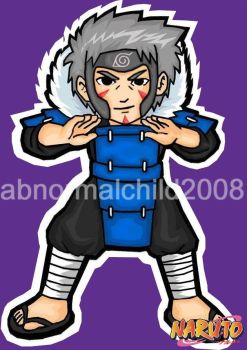 The Second Hokage by abnormalchild
