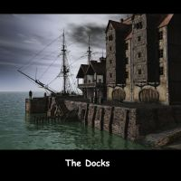 The Docks 2 by Digger2000