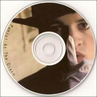 Panic: At The Disco CD Cover by urie-is-mine